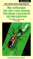 Helpful insects, spiders, and pathogens (Hiligaynon)
